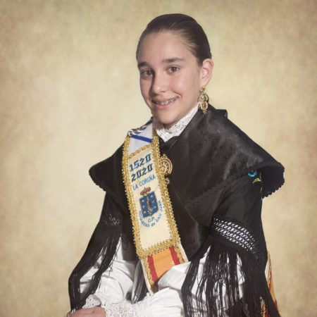Meiga Mayor Infantil
