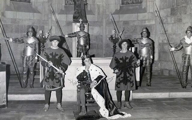 Las Cortes de 1520