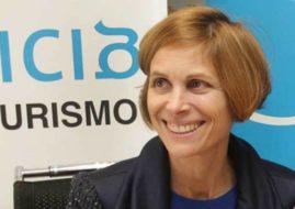 NAVA CASTRO, DIRECTORA DE TURISMO DE GALICIA, PREGONERA DE LAS HOGUERAS-2017