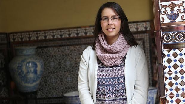 """GALERIA DE MUJERES FLORERO"". HOY, VANESA VALDEIGLESIAS GARCIA"