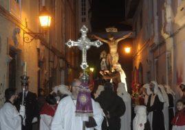 LAS MEIGAS EN LA PROCESION DEL CRISTO DEL CONSUELO