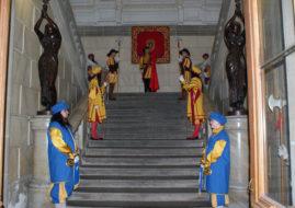 La Guardia de Honor de las Meigas