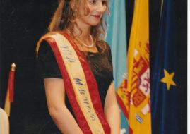 """GALERIA DE """"MUJERES FLORERO"""". HOY, VERONICA PEREZ ORDAX"""