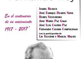 LA ASOCIACION DE MEIGAS INVITADA AL HOMENAJE A FERNANDO REY