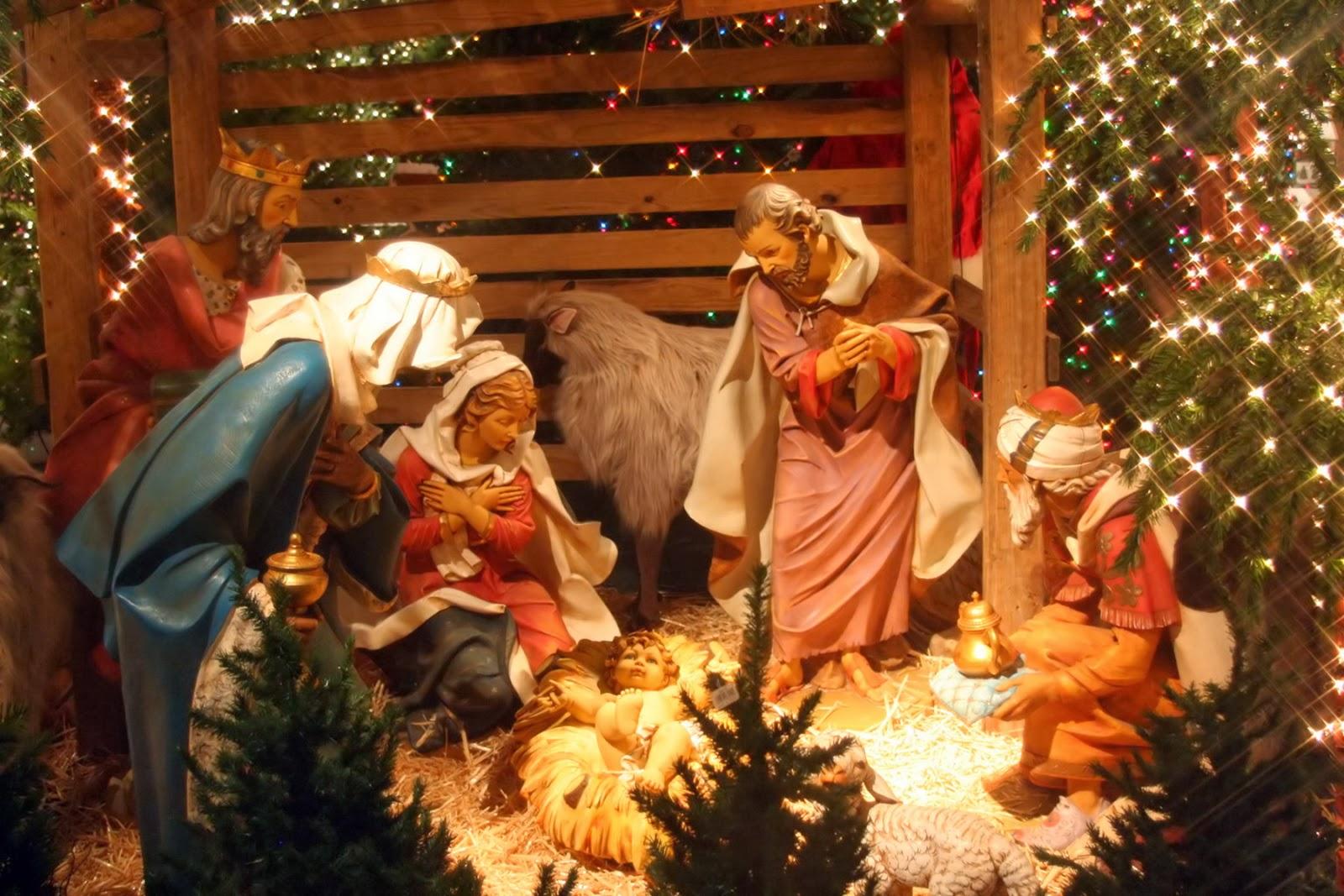 2-pesebres-nacimiento-de-Jesús-natividad-reyes-magos-Birth-of-Christ ...