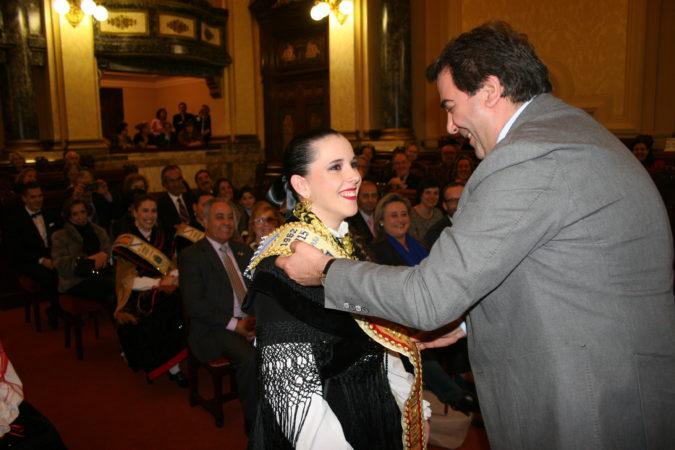 La Ceremonia de Proclamación e Imposición de Bandas