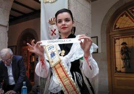 LA MEIGA MAYOR ASISTIO A LA PRESENTACION DEL IX CAMPEONATO DE ESPAÑA SUB 16 FEMENINO DE HOCKEY SOBRE PATINES