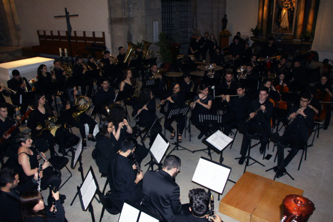 LA MUSICA SE ADUEÑO DE SANTO DOMINGO