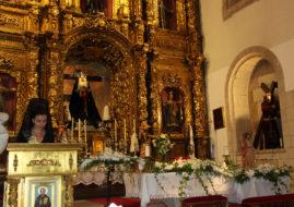 La conmemoración del martirio de San Juan