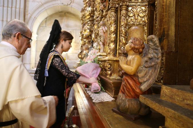 La Salve a Nuestra Señora del Rosario