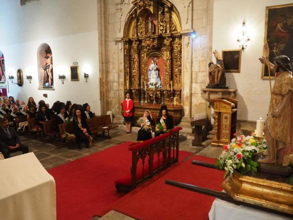 Santa Misa Ofrenda a San Juan