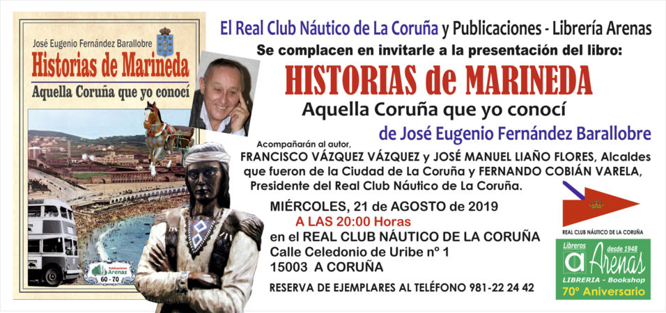 "PRESENTATION OF THE BOOK ""MARINEDA STORIES"""