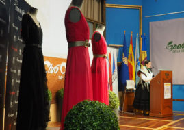 THE ACT OF PRESENTATION OF THE OFFICIAL GALA SUITS