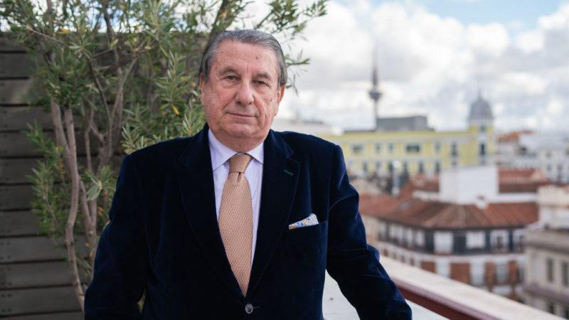 FRANCISCO VAZQUEZ, CLOSES THE 50TH ANNIVERSARY OF THE MAJOR MEIGA