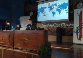 MAGNIFICENT CONFERENCE OF GENERAL PEREZ-URRUTI