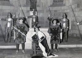 RECREACION HISTORICA DE LAS CORTES DE 1520 EN EL PROGRAMA DE LAS HOGUERAS-20