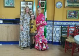 THE BEST CHILD MEIGA 2019, IN THE PARTY OF THE HOUSE OF ANDALUSIA