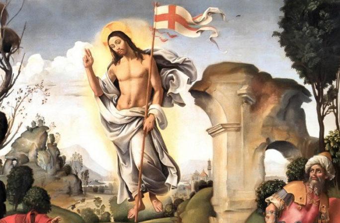 HAPPY EASTER OF RESURRECTION