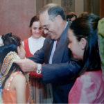 2005 Proclamación de la XXII meiga mayor Infantil Laura Veira