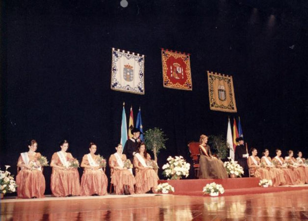1995. The modification of the election system of the Meiga Mayor.