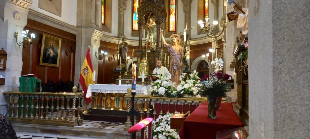 PRAYER OF THE GREATEST CHILDREN'S MEIGA TO OUR SEÑORA DEL ROSARIO, PATRON OF LA CORUÑA
