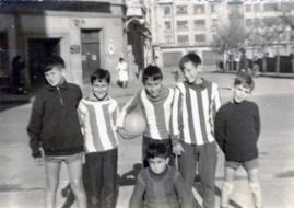 HOY, HACE 60 AÑOS. 1962, NUESTRA PRIMERA HOGUERA